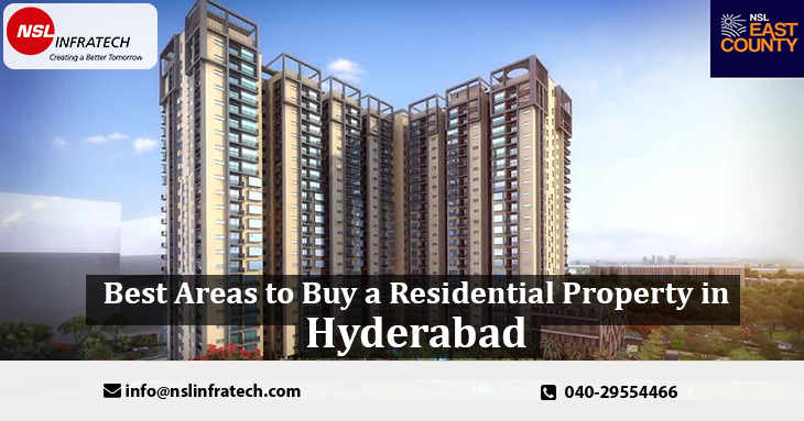 Buy a Residential Property in Hyderabad