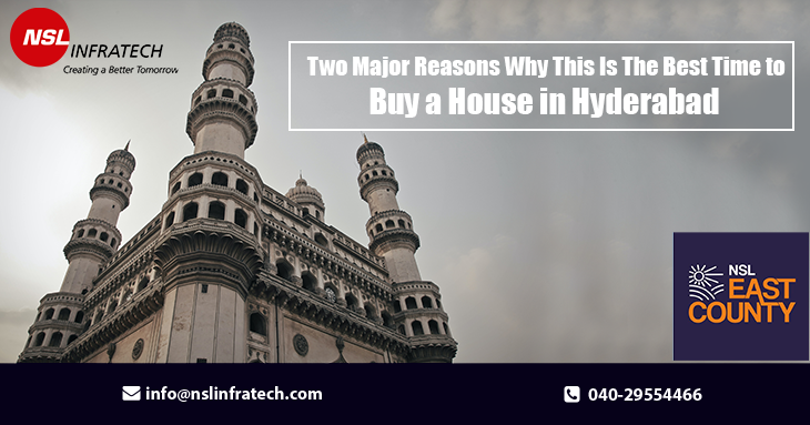 COVID-19 Impact on Real Estate: Two Reasons Why This Is the Best Time to Buy a House in Hyderabad