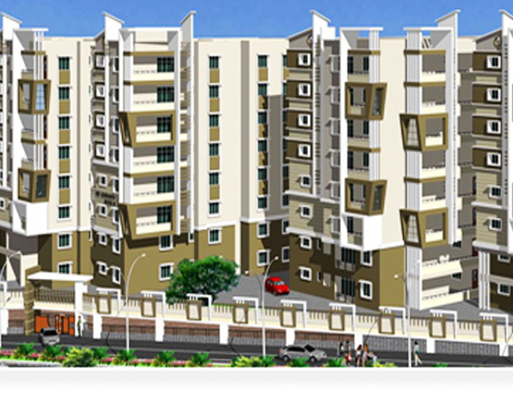 2 and 3 bhk residential apartments kukatpally