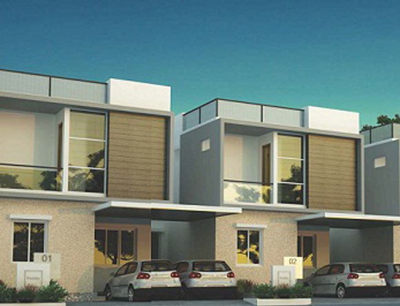 2 & 3 bhk luxury apartments and residential villas